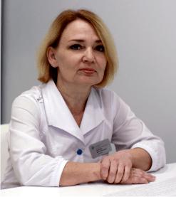 Быстрова Ирина Николаевна