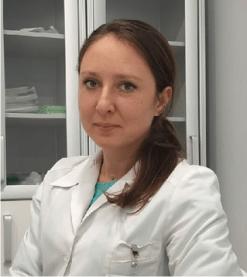 Ерёменко Анна Евгеньевна