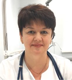 Коломбет Ирина Валерьяновна